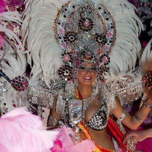 Reina del Carnaval 2012