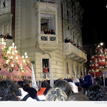 Semana Santa: El Encuentro de Cartagena