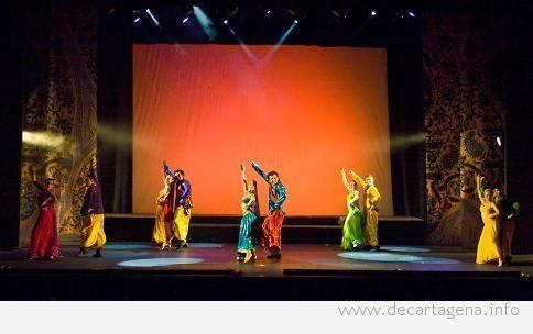 Bollywood llega a Cartagena