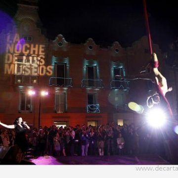 La noche de los museos de Cartagena