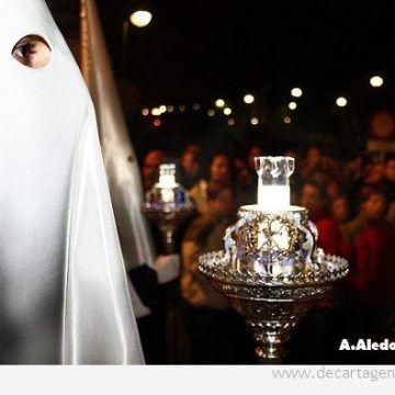 La Semana Santa de Cartagena en imágenes de los tuiteros