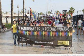 Orgullo LGTB cartagenero
