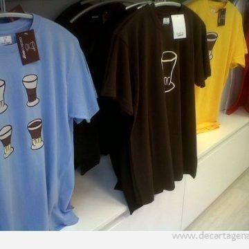 Luce camiseta este verano