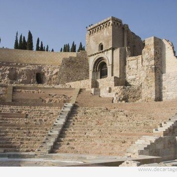 El Teatro Romano de Cartagena