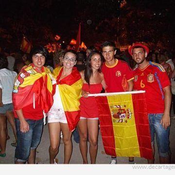 Cartagena celebra la #Euro2012