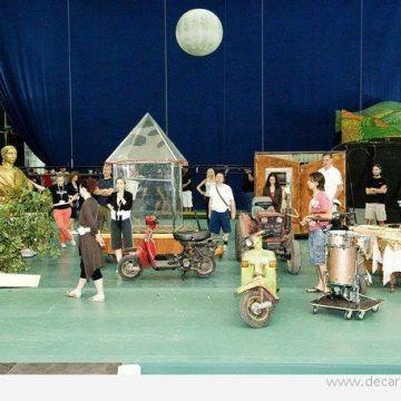 Kusturica inaugura La mar de músicas