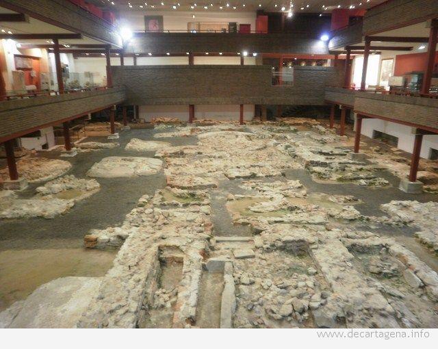 ruta arqueológica cartagena