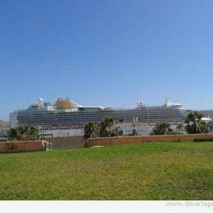 Cartagena, puerto de cruceros