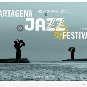Programa del 33º Festival de Jazz de Cartagena