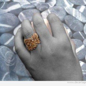 """Cristina: """"Hacer una joya puede ser cuestión de horas o de días"""""""