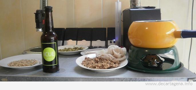 Icue, cerveza artesanal hecha en Cartagena