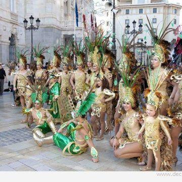 Programa del Carnaval de Cartagena 2016