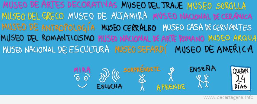 Museos gratis en Febrero