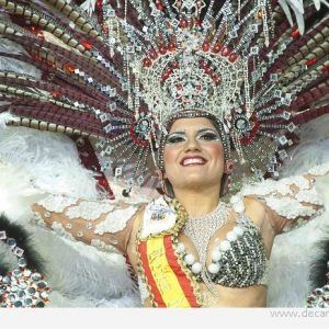 Reina del Carnaval 2013