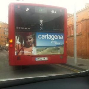 Promocionando Cartagena