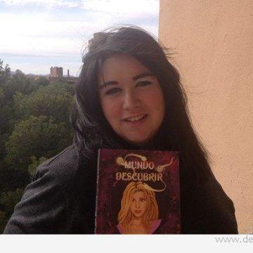 """Una joven cartagenera nos muestra """"Un mundo por descubrir"""""""