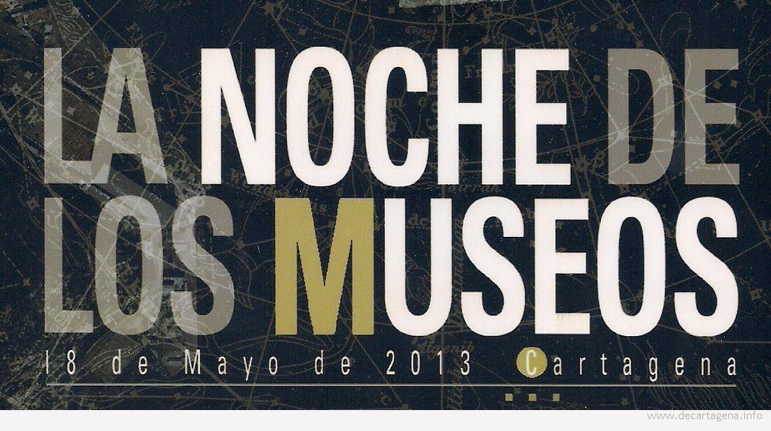 Noche de los museos de Cartagena