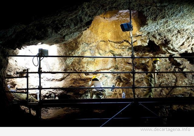 La Cueva Victoria