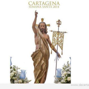 Semana Santa de Cartagena 2014 – Cartel