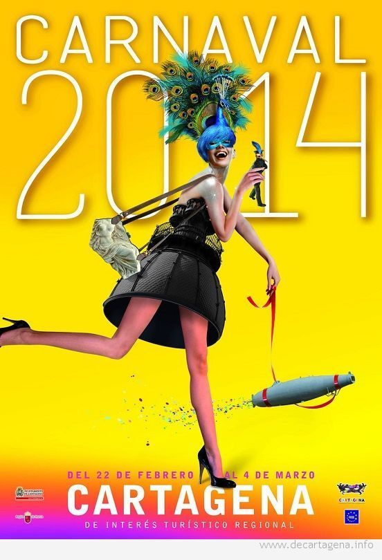 carnaval cartagena 2014
