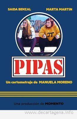 El corto Pipas, que vimos en el FICC, finalista en los Premios Goya