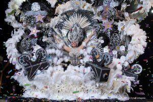 reina del carnaval de cartagena 2015