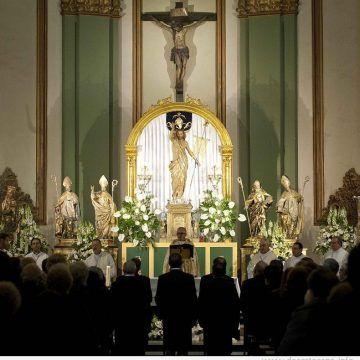 Semana Santa: actos de Cuaresma de la Cofradía del Resucitado