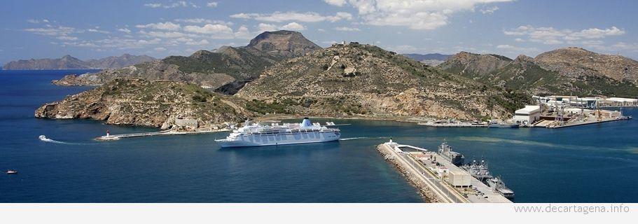 2014 espera un nuevo record en el turismo de cruceros de Cartagena