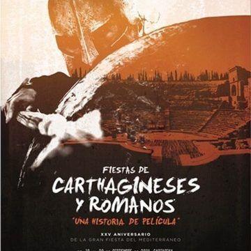 Programa Cartagineses y Romanos 2014