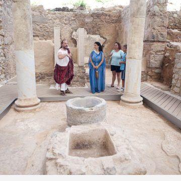 El acueducto romano más antiguo de España