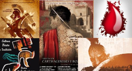 Concurso para el cartel de Cartagineses y Romanos 2016