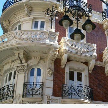 2016 es el año del modernismo en Cartagena
