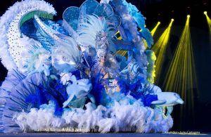 Reina del Carnaval de Carnaval 2016