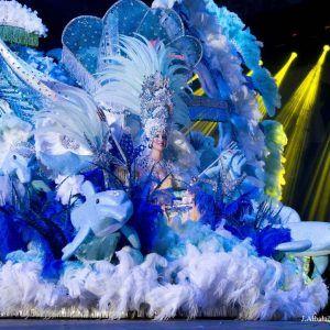 Reina del carnaval de Cartagena 2016
