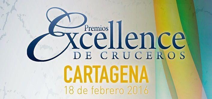 Cartagena, sede de los premios Excellence de Cruceros