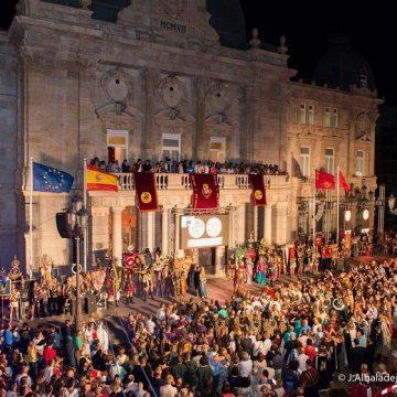 Pregón de Cartagineses y Romanos 2016 – Comienza el año XXVII